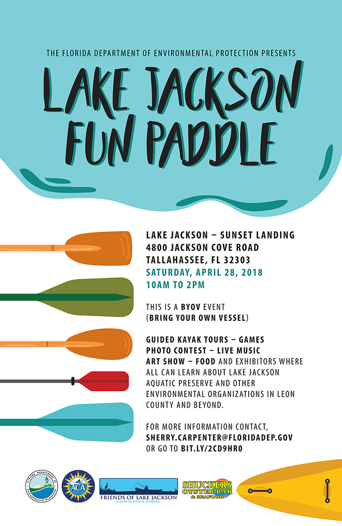 FUN PADDLE IS HAPPENING!