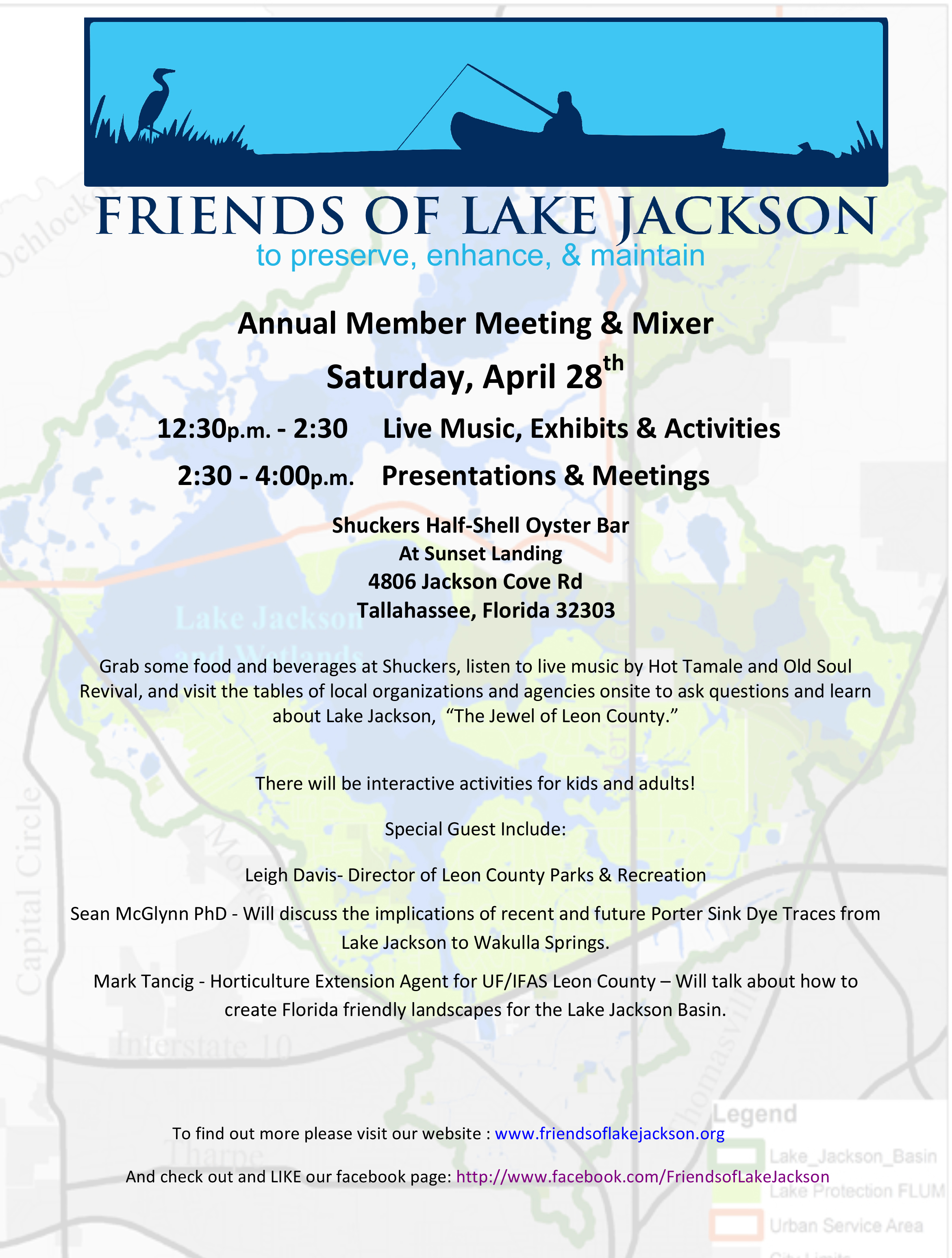 Annual Meeting & Mixer!